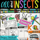 All About Insects for the Primary Grades