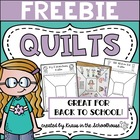 All About Me/School Quilts