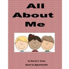 "All About Me - A ""Center""ed Approach to Learning and Fun"