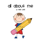 All About Me - A Mini Unit