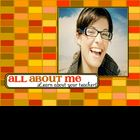 All About Me Flipchart for Teacher's First Day