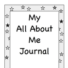 All About Me Journal