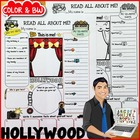 Hollywood All About Me Printable