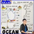 Ocean All About Me Printable