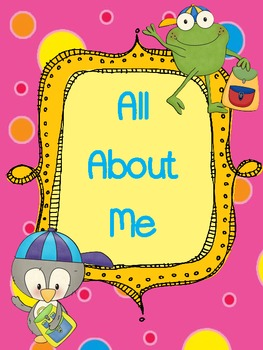 All About Me - Timeline / Student Display