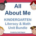 All About Me Unit Bundle