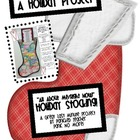 """All About Me/Right Now"" Holiday Stocking"