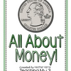 All About Money! Math Centers