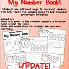 All About Numbers: My Number Book