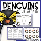 All About Penguins {An ELA unit}