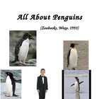 All About Penguins Reader