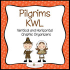 All About Pilgrims Unit KWL Chart
