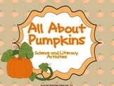 All About Pumpkins Science & Literacy Set