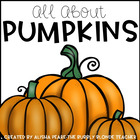 All About Pumpkins~Mini unit on the life cycle of a pumpkin