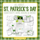 All About St. Patrick's Day! {Craftivity, Mini-Books and M