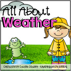 All About Weather: Math, Literacy, and SO Much More! (Alig