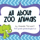 All About Zoo Animals