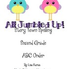 All Jumbled Up ABC Order StoryTown