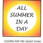 """All Summer in a Day"" Lesson Materials"