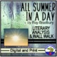 All Summer in a Day - Literary Analysis Wall Walk