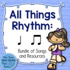 All Things Rhythm: Ta Ti-Ti (Bundle of Songs and Resources)