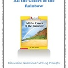 All the Colors of the Rainbow - Rookie Reader Science -Rea
