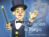 Alliteration Magic-animated POWERPOINT