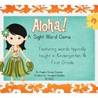 Aloha! A Sight Word Game