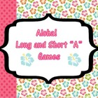"Aloha! Long and Short ""A"" Games"