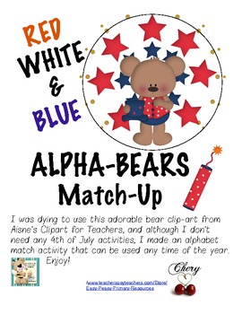 Alpha-Bears Match-Up