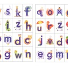 AlphaFriends A-Z Letter Sequence
