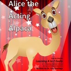 Alphabet A to Z Rhyming Easily - Alice the Alpaca