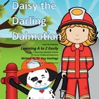 Alphabet A to Z Rhyming Easily  Daisy the Darling Dalmatian