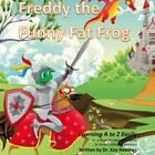Alphabet A to Z Rhyming Easily  Freddy the Funny Fat Frog