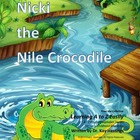 Alphabet A to Z Rhyming Easily  Nicki the Nile Crocodile