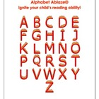 Alphabet Ablaze
