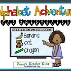 Alphabet Adventure for Smart Board