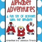 Alphabet Adventures {Fun Filled Alphabet Activities!}