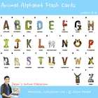 Alphabet Animal Letters (FREEBIE)