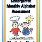 Alphabet Assessment