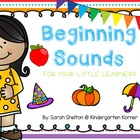 Alphabet Beginning Sounds Pack