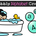 Alphabet Bubble Fun Centers
