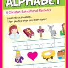 Alphabet Christian Educational Workbook & MP3