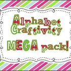 Alphabet Craftivity MEGA pack