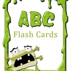 Alphabet Flash Cards- Boys Only!