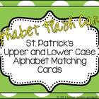 Alphabet Flash Cards St. Patricks Day