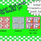 Alphabet Flash Cards The Bundled Set