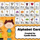 Alphabet Flashcards Set 3