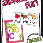 Alphabet Fun {3 activities} FREEBIE