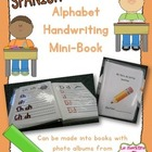 Alphabet Handwriting Book (Spanish)